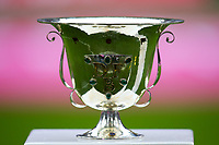 Pokal of  1957, FC Bayern Muenchen vs. Hamburger SV, Football, 1.Bundesliga, 10.03.2018. DFB Pokal, Deutscher Vereinspokal, Pokalsieger,  *** Local Caption *** © pixathlon<br /> Contact: +49-40-22 63 02 60 , info@pixathlon.de