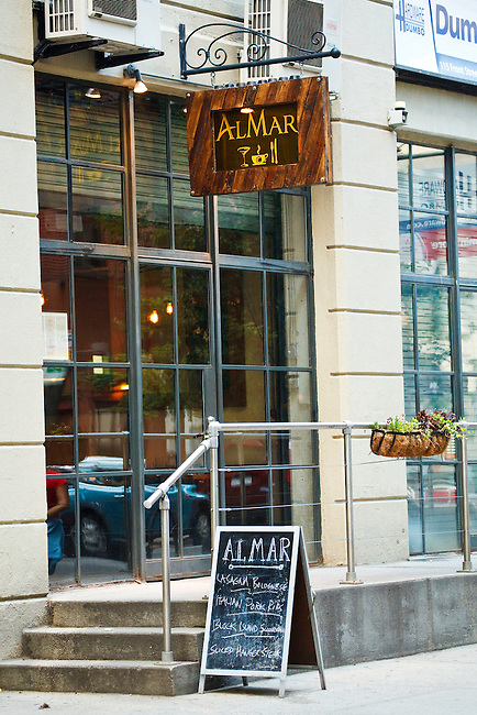Almar Italian Restaurant DUMBO Brooklyn, New York