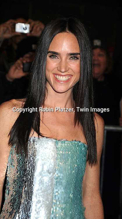 """Jennifer Connelly in Balenciaga dress..at The New York Premiere of """"The Day the Earth Stood Still"""" on December 9, 2008 at the AMC Loews Lincoln Square. ....Robin Platzer, Twin Images"""