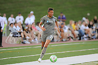 Estelle Johnson (24) of the Philadelphia Independence. The Philadelphia Independence defeated Sky Blue FC 2-1 during a Women's Professional Soccer (WPS) match at John A. Farrell Stadium in West Chester, PA, on June 6, 2010.