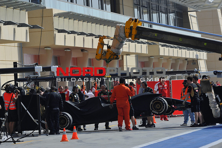 Lotus Renault F1 Team<br />  Foto &copy; nph / Mathis