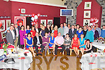 BIRTHDAY FUN: Peter Nolan, Ard Na Li, Tralee (seated centre) enjoying a great time celebrating his 60th birthday with family and friends at O'Donnell's bar and restaurant, Tralee on Satiurday.
