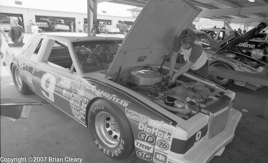 Firecracker 400 Daytona International Speedway Daytona Beach FL July 1982.(Photo by Brian Cleary/www.bcpix.com)