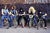 1983: TWISTED SISTER - Camden London