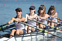 Race: 55  Event: WJ14 4x+  A Final<br /> <br /> Junior Sculling Regatta 2018<br /> <br /> To purchase this photo, or to see pricing information for Prints and Downloads, click the blue 'Add to Cart' button at the top-right of the page.