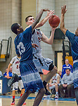 Hartford Public @ Rocky Hill Varsity Boys Basketball 2014-15