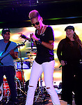 "MIAMI BEACH, FL - APRIL 27:  Krisizz KP performs at the Billboard Latin Music Conference and Awards - day 1 during the ""Mas Y Mas Musica"" Sixth Edition Artist Showcase at Ocean's Ten on April 27, 2015 in Miami Beach, Florida. ( Photo by Johnny Louis / jlnphotography.com )"
