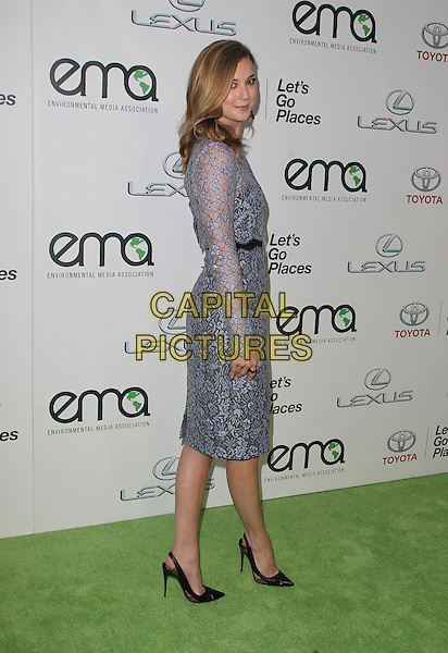 18 October 2014 - Burbank, California - Emily VanCamp. 24th Annual Environmental Media Awards Presented By Toyota And Lexus Held at The Warner Brothers Studios.   <br /> CAP/ADM/FS<br /> &copy;Faye Sadou/AdMedia/Capital Pictures