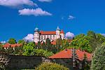 Zamek w Wiśniczu, Polska<br /> Castle in Wiśnicz, Poland