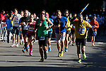 SPORT- Highlights of the 29th New York City Marathon