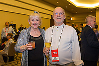 Orlando, FL - Saturday February 10, 2018: Anniversary Dinner Reception, Participants, Paul Hoffman during U.S. Soccer's Annual General Meeting (AGM) at the Renaissance Orlando at SeaWorld.