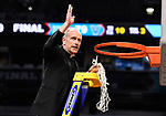SAN ANTONIO, TX - APRIL 02:  in the 2018 NCAA Men's Final Four National Championship game at the Alamodome on April 2, 2018 in San Antonio, Texas.  (Photo by Jamie Schwaberow/NCAA Photos via Getty Images)
