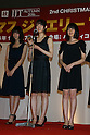 Sayuri Matsumura, Oct 27, 2016: Sayuri Matsumura, a member of idol group Nogizaka46, attends the Christmas Jewelry Princess Award in Yokohama, Japan on Oct 27, 2016. (Photo by AFLO)