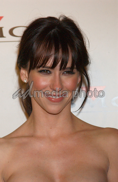 Feb. 8, 2004; Hollywood, CA, USA; Singer JENNIFER LOVE HEWITT during the BMG 46th Annual Grammy Awards Post-Grammy Gala Celebration held at The Avalon. Mandatory Credit: Photo by Laura Farr/AdMedia. (©) Copyright 2003 by Laura Farr