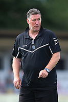 Jimmy McFarlane manager of Hornchurch at the final whistle  during AFC Hornchurch vs Soham Town Rangers, Bostik League Division 1 North Football at Hornchurch Stadium on 12th August 2017