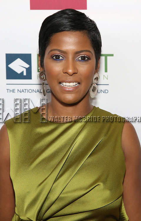 Tamron Hall attends the Point Foundation hosts Annual Point Honors New York Gala Celebrating The Accomplishments Of LGBTQ Students at The Plaza Hotel on April 9, 2018 in New York City.