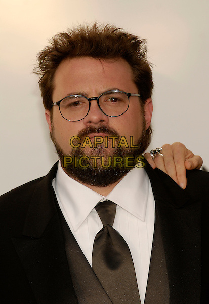KEVIN SMITH.Arrivals at amfAR's Cinema Against Aids benefit at Moulins de Mougins, Cannes..59th International Cannes Film Festival, France. .25th May 2006.Ref: KRA.headshot portrait beard glasses.www.capitalpictures.com.sales@capitalpictures.com.©Capital Pictures