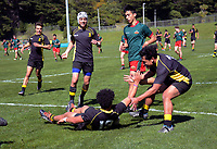 190921 Under-16 Rugby - Wellington A v Wairarapa Bush