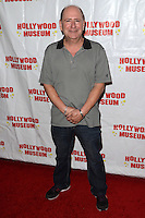 "HOLLYWOOD, CA - AUGUST 18:  Larry Mathews at ""Child Stars - Then and Now"" Exhibit Opening at the Hollywood Museum on August 18, 2016 in Hollywood, California. Credit: David Edwards/MediaPunch"