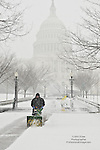 Photo Shoot / DC Snow Scenes