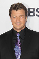 LOS ANGELES, CA - JANUARY 09: Nathan Fillion at the 39th Annual People's Choice Awards at Nokia Theatre L.A. Live on January 9, 2013 in Los Angeles, California. Credit: mpi21/MediaPunch Inc. /NORTEPHOTO