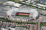Manchester Utd FC - Old Trafford Aerial Views