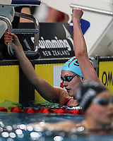Vanessa Ouwehand, 50m Butterfly. AON Swimming New Zealand National Open Swimming Championships, National Aquatic Centre, Auckland, New Zealand, Monday 2nd July 2018. Photo: Simon Watts/www.bwmedia.co.nz