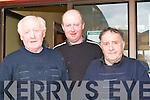 Robert Larkin, John Larkin and Patrick O'Sullivan all Tournafulla at Castleisland Mart on Wednesday   Copyright Kerry's Eye 2008