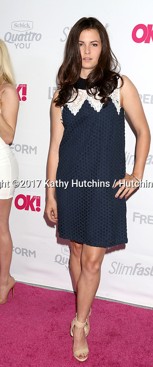 LOS ANGELES - MAY 17:  Nicolette Noble at the OK! Magazine Summer Kick-Off Party at the W Hollywood Hotel on May 17, 2017 in Los Angeles, CA
