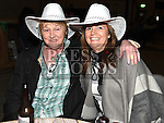 Gretta Kearney and Elaine Marrett at the Hooley on the Hill barn Dance on the Hill of Rath. Photo:Colin Bell/pressphotos.ie