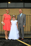 1st Communion Ballsgrove 2014