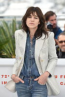 """MAY 19 """"Lux Aeterna""""  photocall in Cannes"""