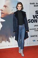 """MARINE VACTH - AVANT-PREMIERE DU FILM """"SI TU VOYAIS SON COEUR"""" A L'UGC CINE CITE LES HALLES A PARIS, FRANCE, LE 08/01/2018."""