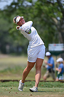 Nanna Koerstz Madsen (DEN) watches her tee shot on 5 during round 4 of the 2019 US Women's Open, Charleston Country Club, Charleston, South Carolina,  USA. 6/2/2019.<br /> Picture: Golffile | Ken Murray<br /> <br /> All photo usage must carry mandatory copyright credit (© Golffile | Ken Murray)