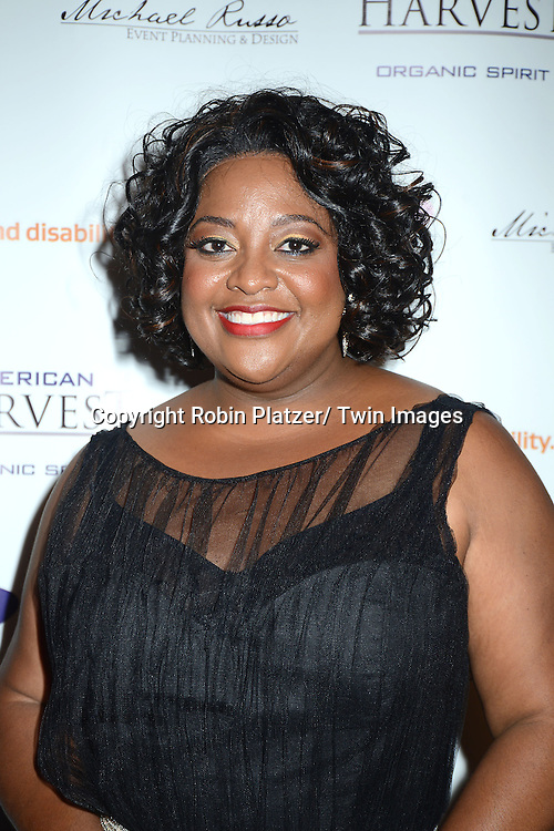 Sherri Shepherd attends  the  tribute to Sherri Shepherd for her commitment to YAI on September 12, 2013 at Clyde Frazier's Wine and Dine in New York City. Sherri is the spokeswoman for YAI, which raises awareness and support for individuals with disabilities.
