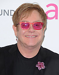 Elton John at the 21st Annual Elton John AIDS Foundation Academy Awards Viewing Party held at The City of West Hollywood Park in West Hollywood, California on February 24,2013                                                                               © 2013 Hollywood Press Agency