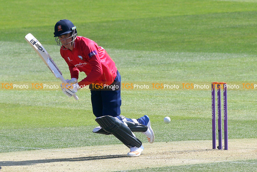 Daniel Lawrence in batting action for Essex during Essex Eagles vs Sussex Sharks, Royal London One-Day Cup Cricket at The Cloudfm County Ground on 10th May 2017