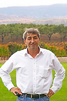 Joachim Roque, winemaker and manager. Quinta do Carmo, Estremoz, Alentejo, Portugal