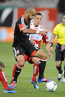 D.C. United forward Maicon Santos (29)  D.C. United defeated FC Dallas 4-1 at RFK Stadium, Friday March 30, 2012.