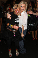 LOS ANGELES, CA, USA - MARCH 12: Betsey Johnson, Katie Waissel at the Style Fashion Week Los Angeles 2014 7th Season - Day 4 held at L.A. Live Event Deck on March 12, 2014 in Los Angeles, California, United States. (Photo by Xavier Collin/Celebrity Monitor)