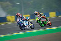 #22 KAZUKI MASAKI (JPN) BOE SKULL RIDER MUGEN RACE (ESP) KTM RC250GP #54 RICARDO ROSSI (ITA) KOMMERLING GRESINI MOTO3 (ITA) HONDA NSF250RW