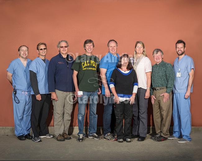 Sutter Amador Hospital Emergency Room caregivers giving back to the SAH Emergency Room Expansion project