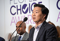 LOS ANGELES, CA. November 15, 2016: Actor Ken Jeong at the Nominations Announcement for the 2017 People's Choice Awards at the Paley Center for Media, Beverly Hills.<br /> Picture: Paul Smith/Featureflash/SilverHub 0208 004 5359/ 07711 972644 Editors@silverhubmedia.com