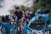 Laurens Sweeck (BEL/Pauwels Sauzen Vastgoedservice)<br /> <br /> men's race<br /> Soudal Jaarmarktcross Niel 2018 (BEL)
