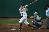 25 October 2007: Stanford Cardinal Michelle Smith during Stanford's 5-4 loss in seven innings against the San Jose State Spartans at Boyd & Jill Smith Family Stadium in Stanford, CA.