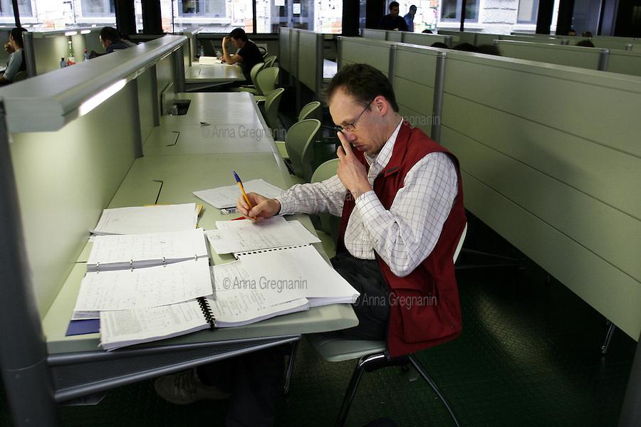 Politecnico di milano anna gregnanin photojournalist for Politecnico biblioteca