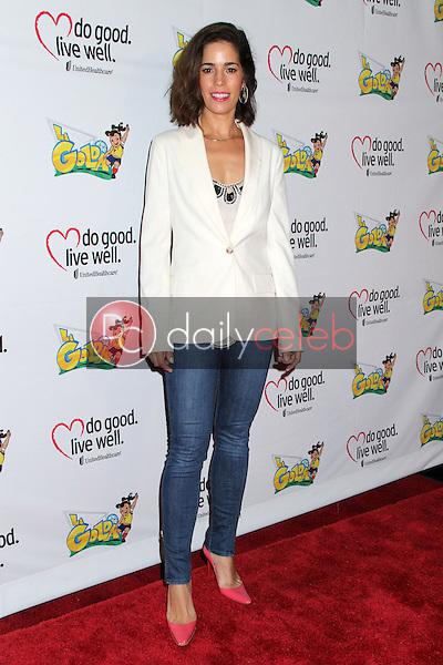 "Ana Ortiz<br /> at the ""La Golda"" Los Angeles Premiere, The Crest, Westwood, CA 06-21-14<br /> David Edwards/Dailyceleb.com 818-249-4998"