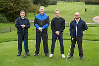 Jamieson Christie from left: Steve Thomas, Steve Glynn, Alistair Calderwood and Andrew Harvey