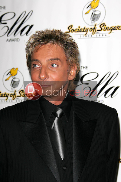 Barry Manilow<br />