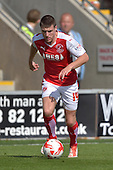 08/08/2015 Sky Bet League 1 Fleetwood Town v Southend United<br /> Bobby Grant